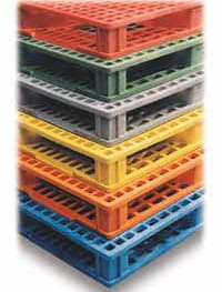 The Benefits, Uses, and Top Reasons to Choose Plastic Pallets