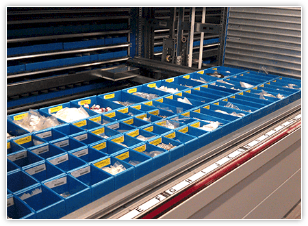 Why are plastic dividers so important in material handling