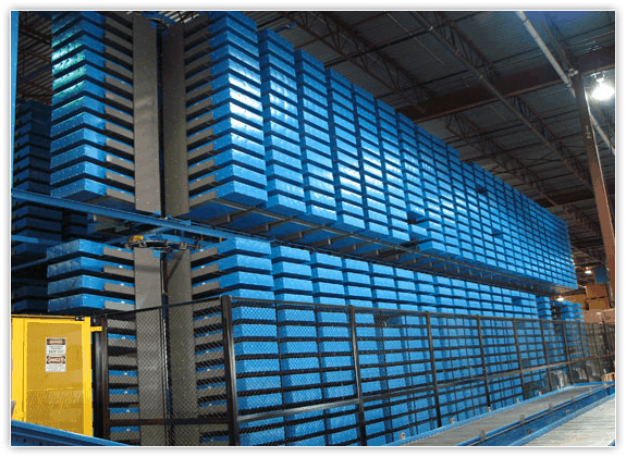 Flexcon Container Line of corrugated plastic containers
