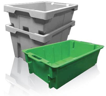 MODEX 2016: Flexcon debuts AS/RS totes, VLM dividers and other container solutions