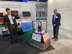 Flexcon introduces new ASRS tote boxes