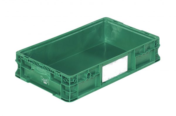 Straightwall-Stackable-Container-green
