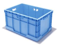 Straightwall-Stackable-Container-blue
