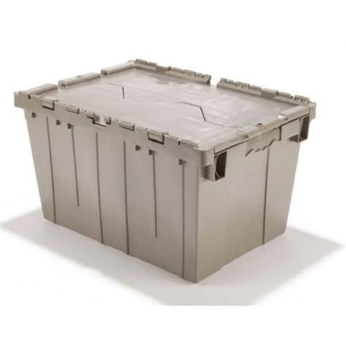 Attached-Lid-Container
