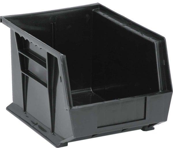 Heavy-Duty-Stackable-and-Hangable-Bin-BK