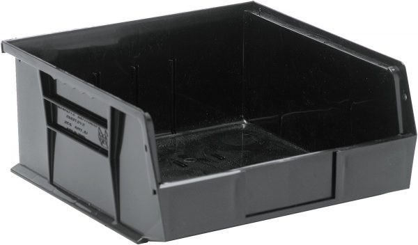 ESD_Conductive-Stackable-and-Hangable-Hopper-Front-Bin-BK