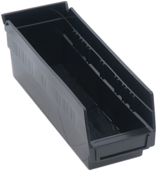 ESD_Conductive-Hopper-Front-Shelf-Bin-BK