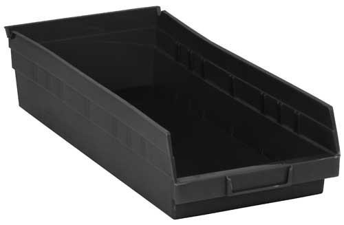 ESD_Conductive-Hopper-Front-Shelf-Bin-BK