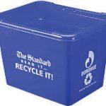 19 x 16 Recycling bin1