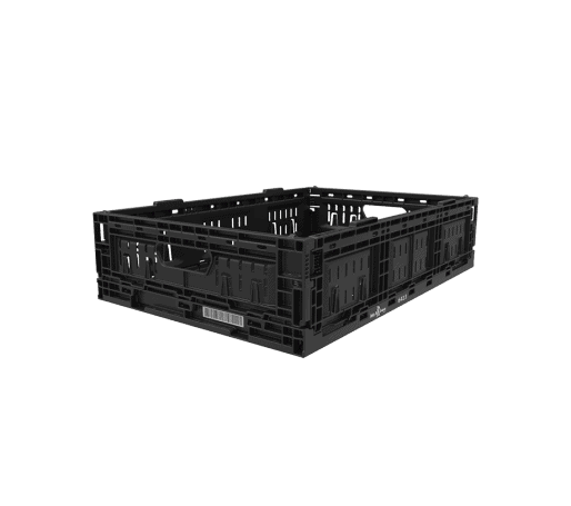 23.6 x 15.8 x 5.5 Multi-purpose Open Side Collapsible Containers