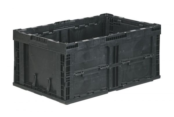23.98 x 14.98 x 11 Hand Held Collapsible Containers