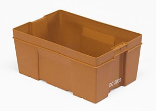 """24 x 16 x 11"""" Poultry-Meat-Seafood Container"""