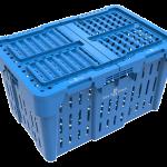 "24 x 16 x 13"" Lidded Field Crate"