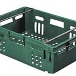 """24 x 16 x 6"""" Stack-Nest Produce Container"""