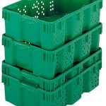 """24 x 16 x 7"""" Stack-Nest Produce Container"""