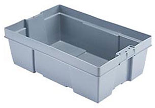 "24 x 16 x 8"" Poultry-Meat-Seafood Container"
