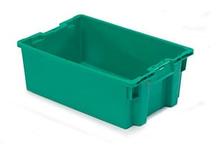 "24 x 16 x 8"" Stack-Nest Produce Container"