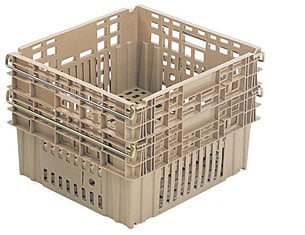 "24 x 20 x 13"" Stack-Nest Produce Container"