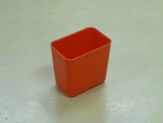 "3  x 2  x 3""   Molded Bin Cup"