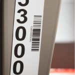 Barcode Sequential Numbers in Vertical Form