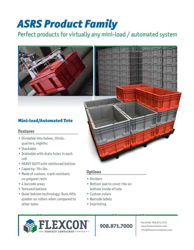 ASRS Products