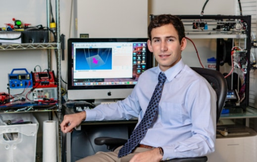 Influencer, inventor, innovator: Meet Flexcon's Justin Beckerman