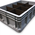 Flexcon's Custom Plastic Bins