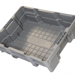 Flexcon's Custom Plastic Bins Made with Durable Material