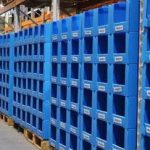 Solve Limited Shelf Space with Stackable Warehouse Bins