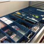 Dividers for Vertical Lift Module (VLM)