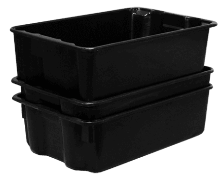 ESD-SAFE CONTAINERS
