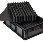 Straight Wall Stackable - ASRS Totes