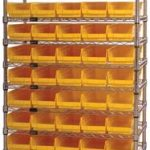 Heavy Duty Wire Shelving Container
