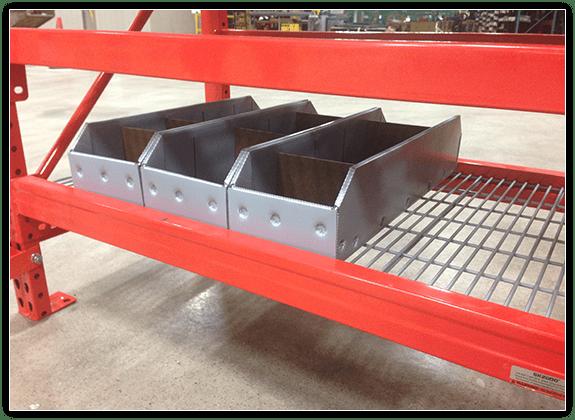 Corrugated Plastic Container