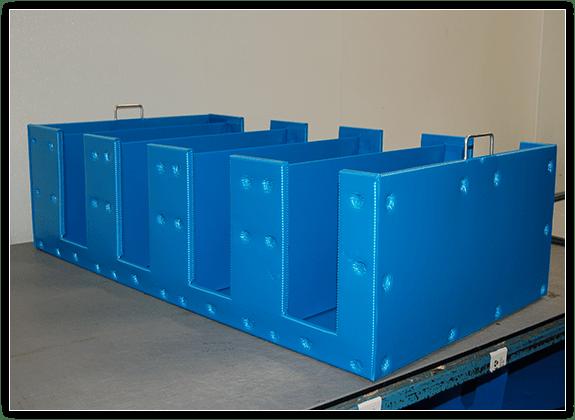 Custom Corrugated Plastic