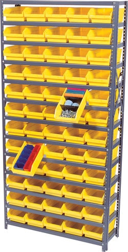 Container Shelving Packages