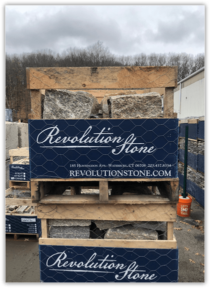 Stone & cultured stone packaging