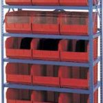 Open Hopper Storage Units
