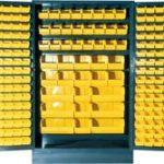 48-inch Wide All-Welded Bin Cabinets