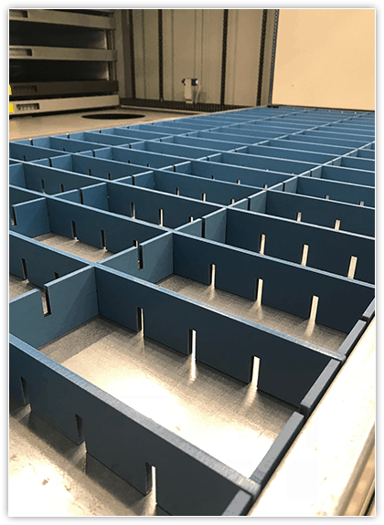 VLM Dividers - Efficient Storage Place