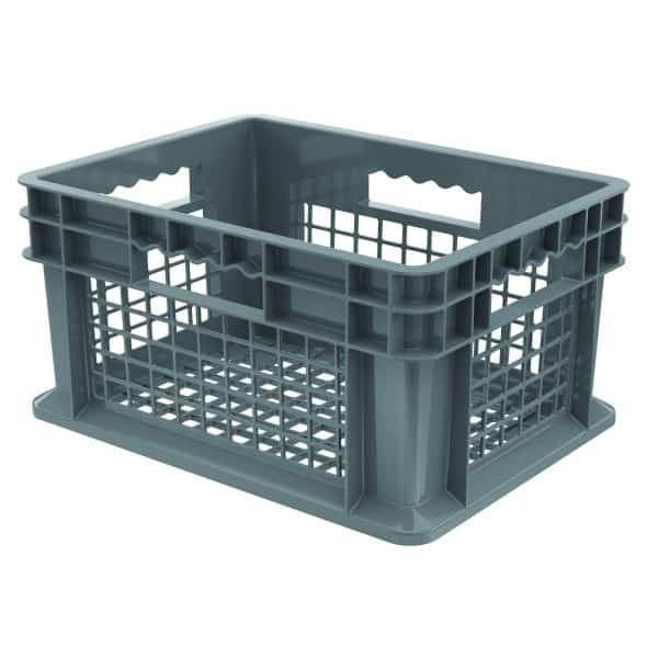 Vented Containers and Milk Crates