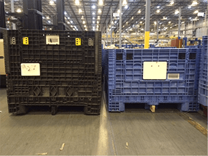 Bulk Boxes Modified for Stock Pickers