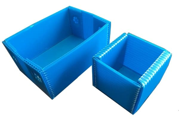 Fluted Bin Cups