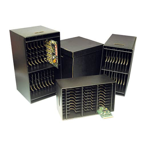 Conductive Corrugated Containers