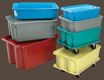 Fiberglass Containers & Trays