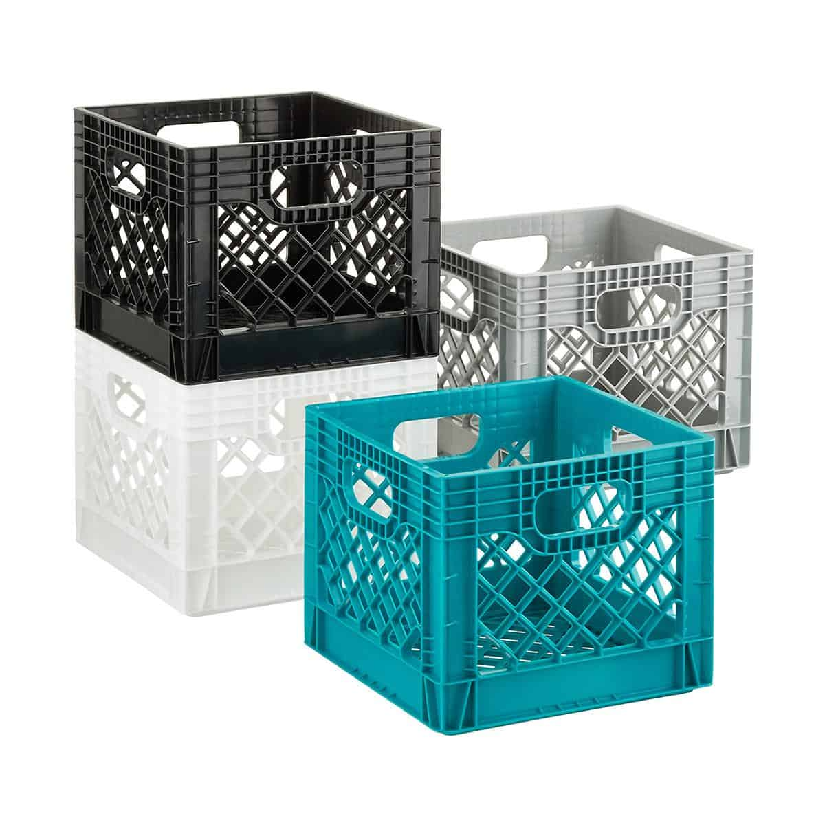 Vented Containers & Milk Crates